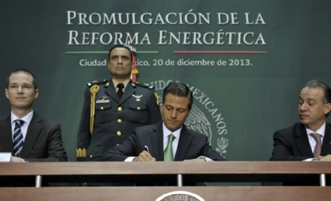 Mexico Energy's Road to Reform: Enabling Legislation Enacted
