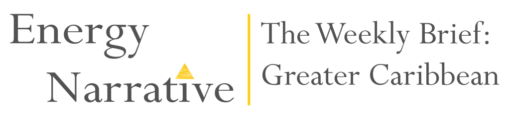 The Weekly Brief: Greater Caribbean logo